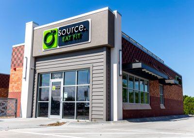 Source. Eat. Fit. – N. 27th Street