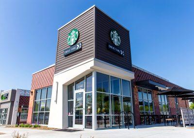 Starbucks Coffee: N. 27th Street